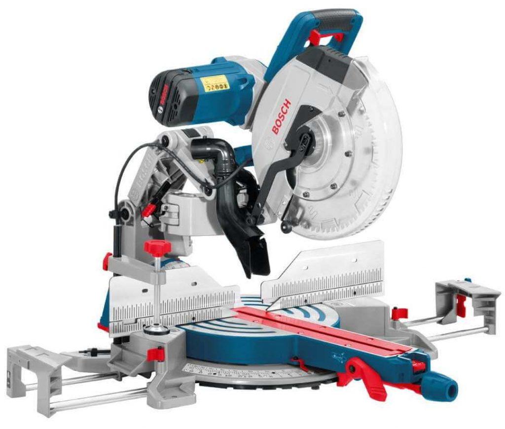 scie radiale Bosch GCM 12 GDL